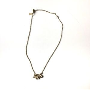 Lia Sophia Love Necklace